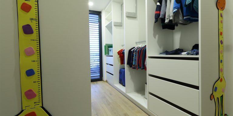 Cabina armadio | SEVI Arredamenti SA